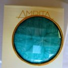 Amrita Singh 18KGP Turquoise 'Jitney' Ring Sz7