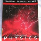 Fundamentals of Physics : EGrade Plus Stand-Alone Access Pt. 1, Chapters 1-12...
