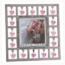 Hugs & Kisses Pewter Photo Frame