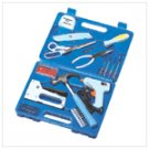 125 Piece Crafts Tools Set