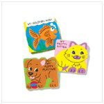 Animal Set Foam Board Books