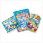 Pre-school Learning Activity Books