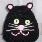 Child's Black Cat Hat