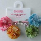 NWT Gymboree Mix N Match Pom Pom Hair Ponies 5 6 7 8 9