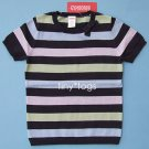 NWT Gymboree Petite Mademoiselle Stripe Sweater Top 6