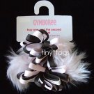 NWT Gymboree Sweeter than Chocolate Pom Pom Hair Ponies