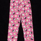NWT Gymboree Sweet Tooth Cupcake Leggings Pants 18 24 m