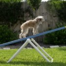 Adjustable Teeter / SeeSaw Base - Dog Agility Equipment
