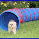 Dog Agility Tunnel - 9' x 22' Dog Agility Equipment