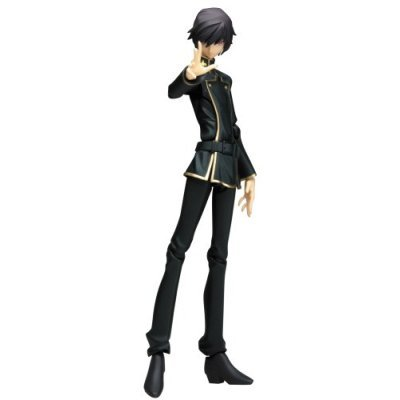 Code Geass Lelouch Figure by Figma.BP