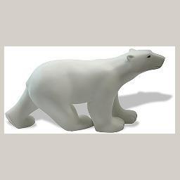 Polar Bear by Francois Pompon