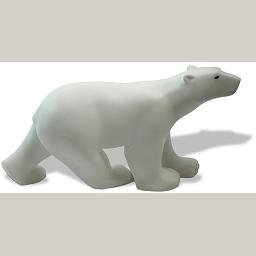 Polar Bear Grande by Pompon