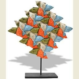 Fish Tessellation by Escher