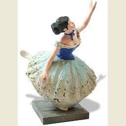 Danseuse Verte (1880) by Degas