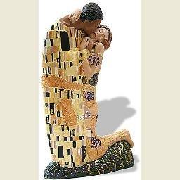 The Kiss (1907) by Gustav Klimt