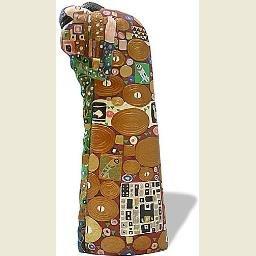 The Fulfillment (1905) by Gustav Klimt