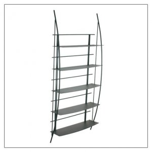 Sona DVD Wall Rack