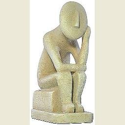 Cycladic Thinker