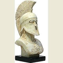 Leonidas Bust