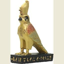 Horus Falcon, Miniature Statue