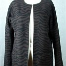 NEW CHICO'S REVERSIBLE JACKET S 0 4 6 NWT $128