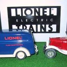 Lionel Eastwood 292000W Lionel Two Car Ertl Chevrolet & Ford Set  New OB 1:43