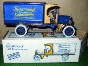 Eastwood #12 1925 Kenworth Van Ertl Lenticular graphics New OB