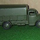 Dinky Toys 625 Austin Covered Military Wagon Un-numbered Base Excellent RARE