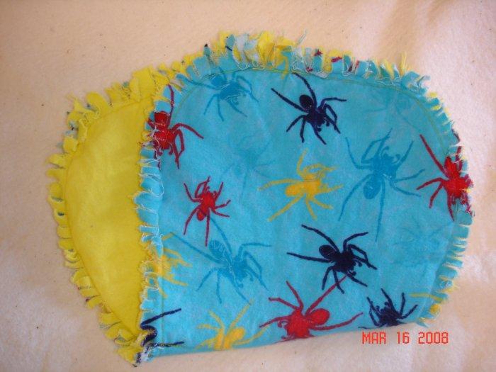 Spider Rag Burp Cloth