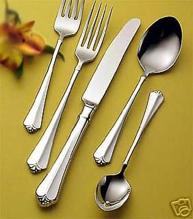 Oneida JUILLIARD Stainless Place Setting (s) USA
