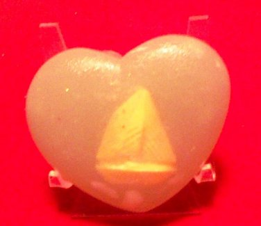 Have a summer sailboat in your all natural soap