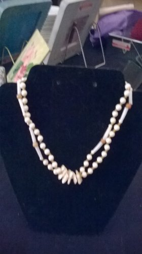 Shell Necklace Chocker