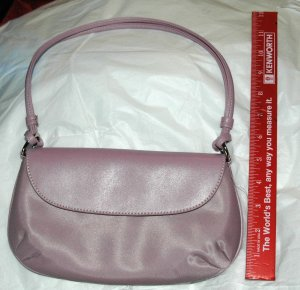 ANN TAYLOR LOFT Purple Purse - New w/o Tags