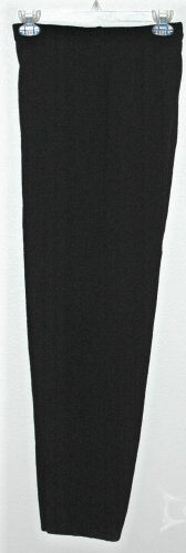 DANA BUCHMAN Black Wool Nylon blend Dress Slacks - Size S