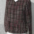 CHICO'S Tweed Jacket Blazer - Chicos Size 0 - S