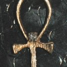 GOLD & DIAMOND Egyptian Ankh