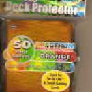 YUGIOH CARD PROTECTORS, PACK OF 50, SPECTRUM ORA50 card protectors