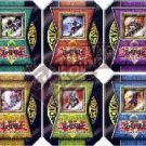 Set of 6 2004 Yugioh Collector's Tins