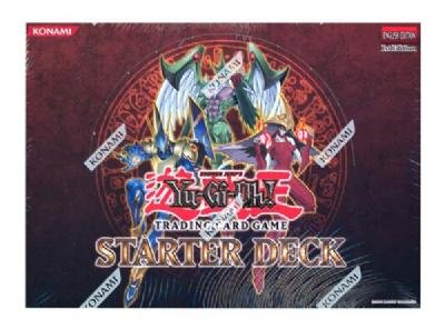 YuGiOh GX 2006 Starter Deck Box