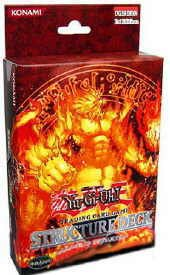 Yu-Gi-Oh Blaze of Destruction 1st Edition Structure Deck - English