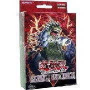 Yu-Gi-Oh Dinosaur's Rage Structure Deck - English