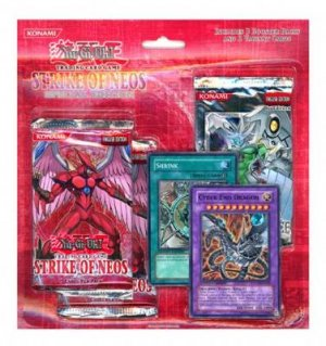 YuGiOh - Strike of Neos Special Edition Blister Pack