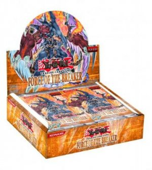 YuGiOh - Force of the Breaker Booster Box