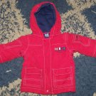 ADORABLE LN boys 3-6 mos Baby Gap winter coat w/hood