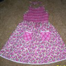 BEAUTIFUL LN girls 6/6x Rachels Kids floral dress