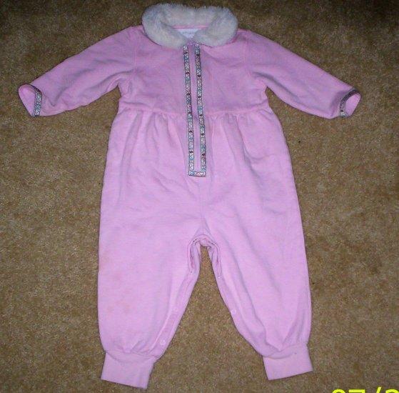 Darling NN SUPER RARE girls 2T Gymboree 1999 winter romper outfit