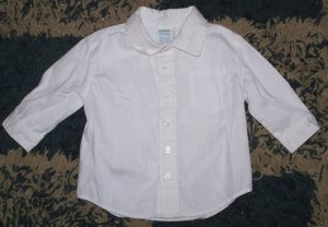 HANDSOME LN boys 6-12 mos Gymboree button up shirt