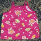 Darling LN girls 4T Kid Connection floral tank top