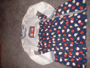 3T Girls' Dress Buster Brown Brand  ***INCLUDES SHIPPING!!***
