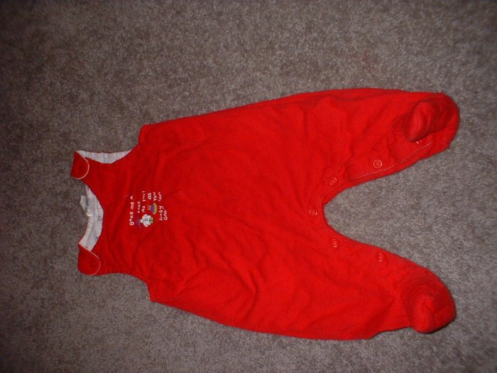 Newborn Baby Gap one piece  SHIPPING INCLUDED